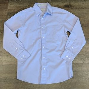 Boys Nordstrom Wrinkle-Free Button Down Shirt